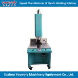 Pressione d'aria verticale ultrasonica della macchina della saldatura per rotazione per la tazza del Thermos