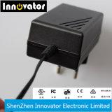 12V 2.0A 24W de Levering van de Macht van het Type van Wallmount voor Audio, door Ce & GS wordt verklaard die