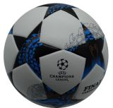 5# PU Iaminatde PVC pelota de fútbol