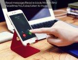Anti-Rasguñar y soporte de escritorio Anti-Deslizadizo de la tablilla del soporte del teléfono celular