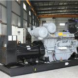 Двигатель генератора профессионала 900kVA тепловозный