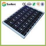 панель солнечных батарей 60W Mono кристаллическая PV для солнечной системы уличного освещения