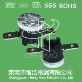 水ディスペンサーのための止め処置のサーモスタット