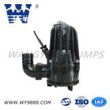 Wq 시리즈 전기 잠수할 수 있는 하수 오물 수도 펌프