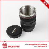Nouvelle arrivée Lentille de caméra tasse à café de voyage / Cup /, acier inoxydable Thermos mug