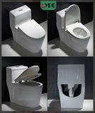 Tocador de una sola pieza de las mercancías del cuarto de baño del fabricante de Chaozhou de la cacerola sanitaria de cerámica del Wc