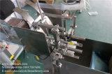 Автоматическая машина для прикрепления этикеток подноса коробки коробки яичка стикера