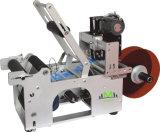 Semi-automatique manuel Autocollant bouteille d'étiquetage de la machine La machine