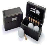 Rectángulo determinado del regalo de encargo del golf con el accesorio del golf para el regalo