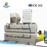 Preparação de Polímeros e Sistema de Dosagem para tratamento de águas residuais