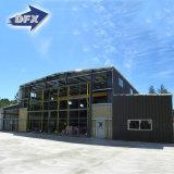 Hangar da construção de aço da Pre-Engenharia do baixo custo com certificado do GV
