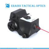 최고 조밀한 전술상 빨강 Laser 광경 및 스트로브 80 루멘 크리 사람 Q5 LED 가벼운 결합 (증명되는 FDA)