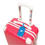 Modifica di bagaglio dei bagagli del PVC di prezzi di fabbrica per fare pubblicità al regalo (YB-t-008)