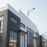 Preengineered 강철 구조물 보관 창고 또는 작업장 또는 건물
