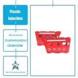 カスタマイズされた反映の印のトラフィック機能のAnti-Collisionバケツのプラスチック回転鋳造物