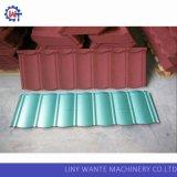 50 ans durée de service de l'aluminium acier recouvert de zinc Stone tuile de toit