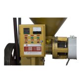 Pressão do Óleo em Espiral de aquecimento automático / Parafuso do óleo de amendoim Prima (YZYX140WK)