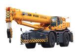 XCMG diario 120 Ton accidentado del terreno grúa RT120e
