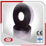 10m de alta calidad de sellado de betún de rollo de cinta autoadhesiva parpadeando