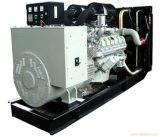 générateur diesel électrique silencieux de 330kw/412.5kVA Cummins avec l'amortisseur