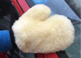 Une véritable peau de mouton australien nettoyage voiture WASH MITT
