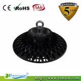 Baia industriale del UFO LED del gruppo di lavoro IP65 150W di prezzi all'ingrosso della fabbrica alta