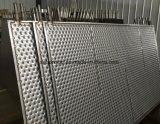 Consommation d'énergie inférieure et plaque de bosse de plaque de palier de protection de l'environnement