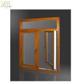 두 배 강화 유리 알루미늄 합성 여닫이 창 Windows