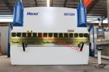 We67k-125t/3200 CNC 수압기 브레이크 Da52s 의 CNC 유압 장 구부리는 기계