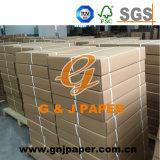 Tamanho grande papel translúcido com enrolamento de papel Kraft laminado de PE