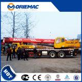 構築の使用Sany 50トンの油圧クレーン車Stc500