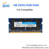 China-goldener Lieferant voller kompatibler DDR3 8GB RAM für Laptop