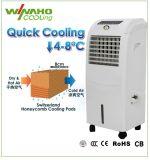 Resfriador de Ar doméstico com ventilador de refrigeração a água Eco-Friendly