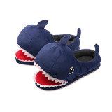 Ботинки акулы игрушки плюша теплые крытые