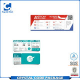 Eben Entwurfs-thermischer Fluglinien-Einstieg-Papierdurchlauf