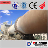linea di produzione del cemento 2000tpd forno rotante