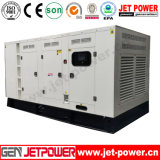100kw geluiddichte Diesel van de Motor van Lovol 125kVA Elektrische Generator