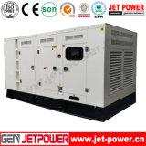 100kw 방음 Lovol 125kVA 엔진 디젤 엔진 전기 발전기