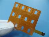 PCB van het Substraat van het koper schepen de Blauwe Test van de Hoogspanning van het Masker van het Soldeersel in