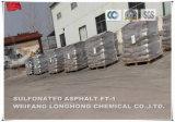 La obstrucción de perforación / Agente sulfonados asfalto