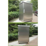 Powder Coating Indoor Stainless Steel Power Distribution Cabinet