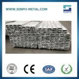 Perfil de alumínio da barraca da coluna do frontão
