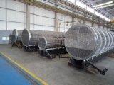 爆発の結合版のCuNi C175000の鋼鉄覆われた熱交換器