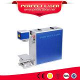 Máquina portátil Cost-Effective da marcação do laser da fibra de Pedb-400A