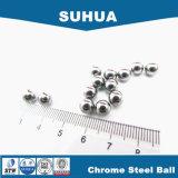 Китай завод 100cr6 АИСИ 52100 Gcr15 хромированный стальной шарик