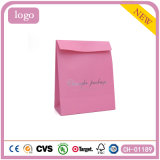 Púrpura de la lámina de precioso sello hermoso regalo bolsa de papel Juguetes alimentos