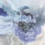 Increíble pared de la galaxia de lienzo de arte el arte abstracto Imprimir