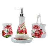 ステッカーの印刷を用いるホーム陶磁器の浴室の付属品の製品