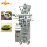 Macchina per l'imballaggio delle merci della polvere del tè verde di Matcha