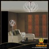 Iluminação contemporânea da tabela do diodo emissor de luz da leitura do escritório (AT14050-10A)